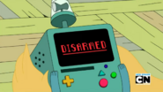 S5e24 DISARMED
