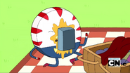 S2e23 peppermint butler food fight