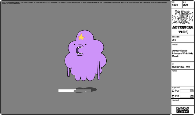 File:ModelsheetLumpy Space Princess with Side Mouth.png