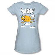 Finn Jake Woo shirt