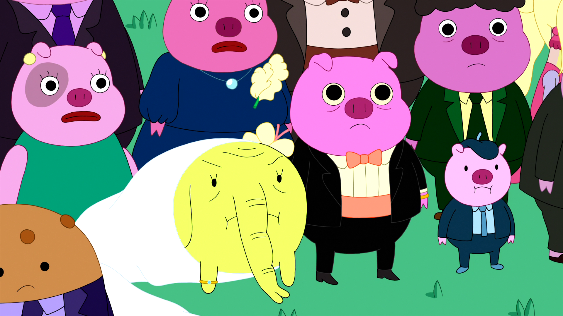 Image S5e44 Tree Trunks And Pigs Png Adventure Time