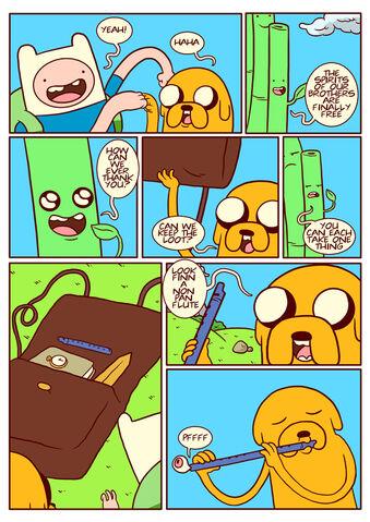 File:Adventure time comic page 4.jpg