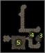 Hunting Lodge, Guards' Quarters pins