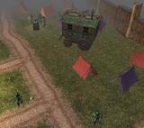 Delberg County, Orc Camp, Bagor's Wagon