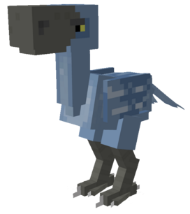 Minecraft aether moa model by zed harmonia-d6c4v5e