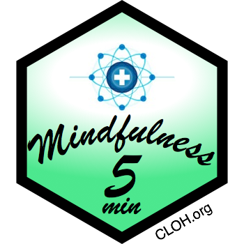 Digital Badge for Mindfulness