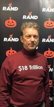 Rand scarry 18T in debt