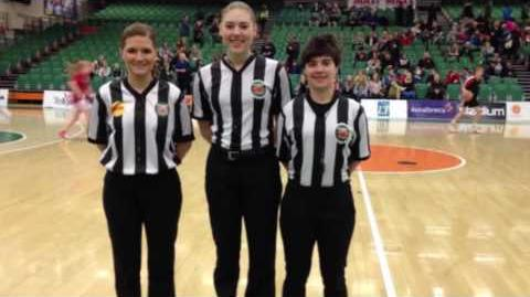 Becoming a referee careersinsport