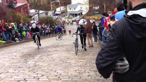 2015 Pittsburgh Dirty Dozen Race - Canton Ave