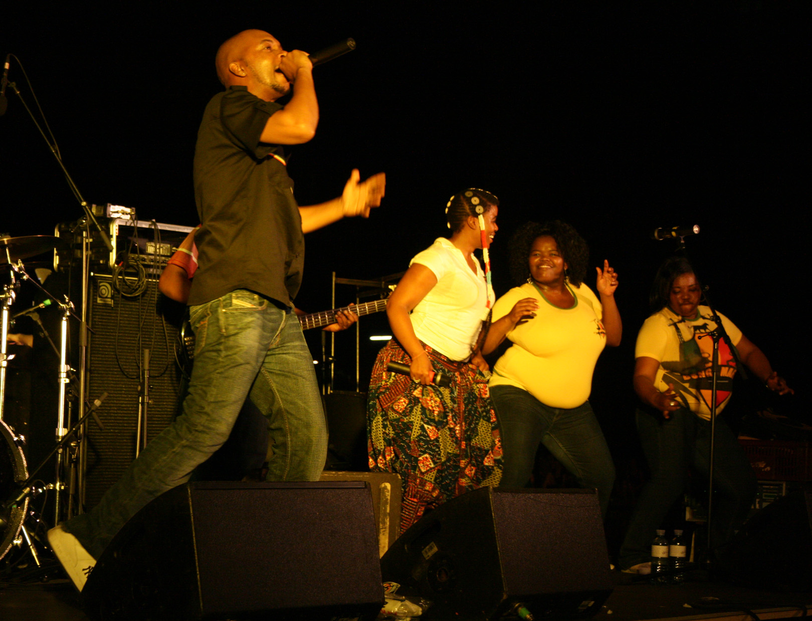 Kwaito African Music And Dance Wiki Fandom Powered By