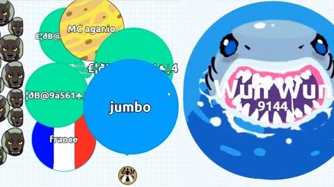 Agar.io - Awesome Moments 2