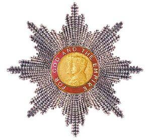 Ster Orde van het Britse Rijk