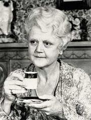 Angela Lansbury Miss Marple