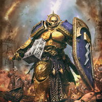 Stormcast Eternal Liberator Hammers of Sigmar