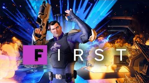 The Vibrant Art Style of Agents of Mayhem - IGN First