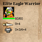 Elite Eagle Warrior