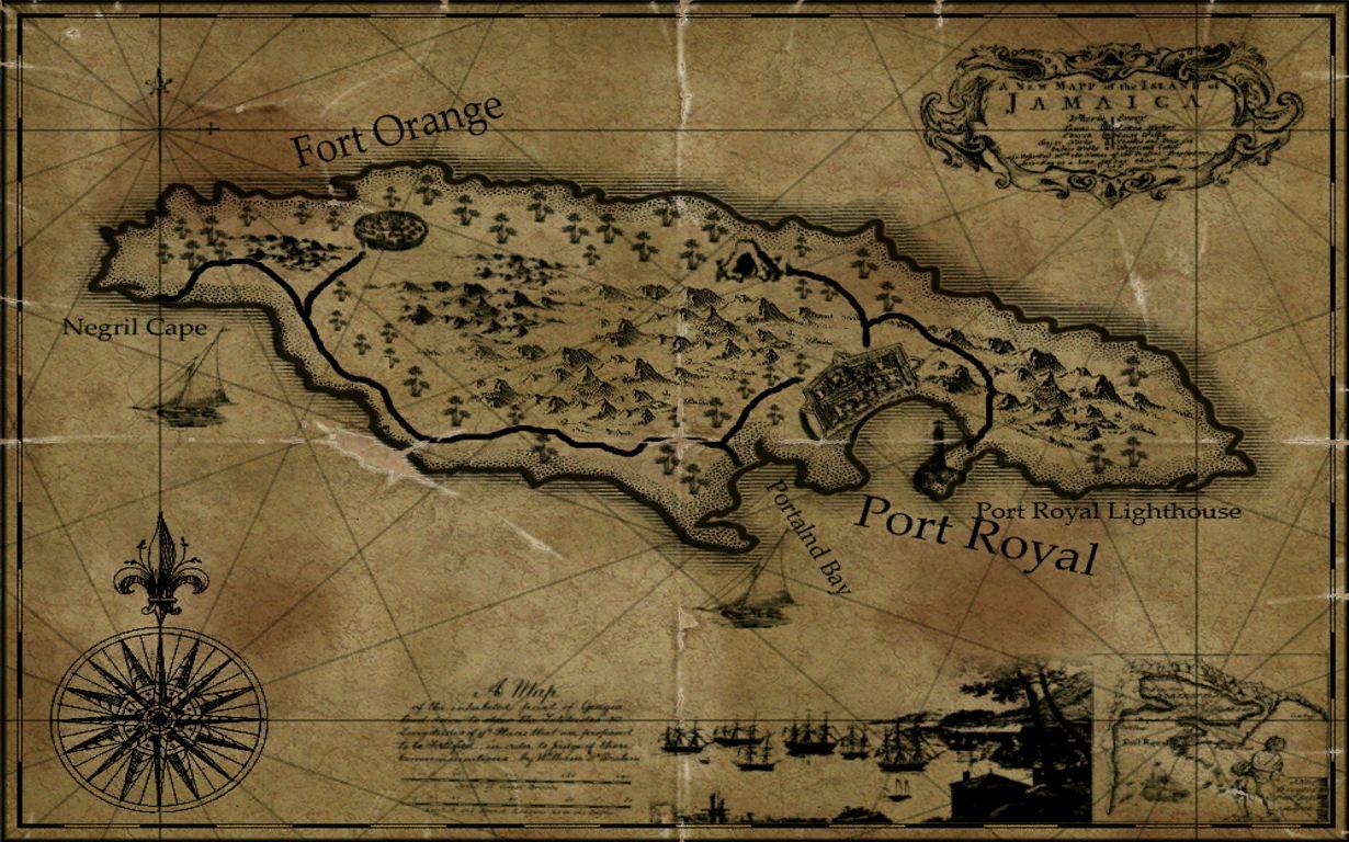 Treasure Island The Lost Age
