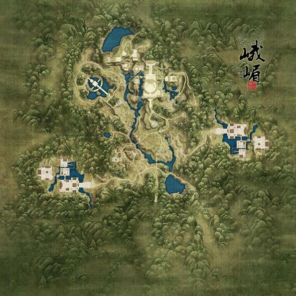 Emei Map