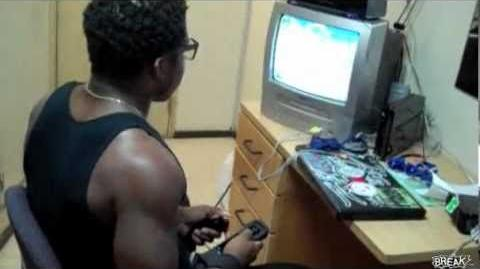 Angry Ghetto Gamer