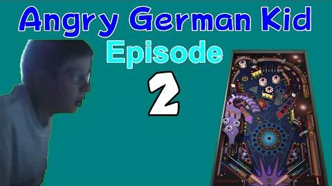 AGK Episode 2 - Angry German Kid plays 3D Pinball Space Cadet