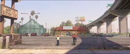 Litwak's Arcade (Outside)