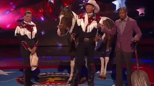 The Rhinestone Ropers, Top 48 (Q2) ~ America's Got Talent 2011 LIVE-0