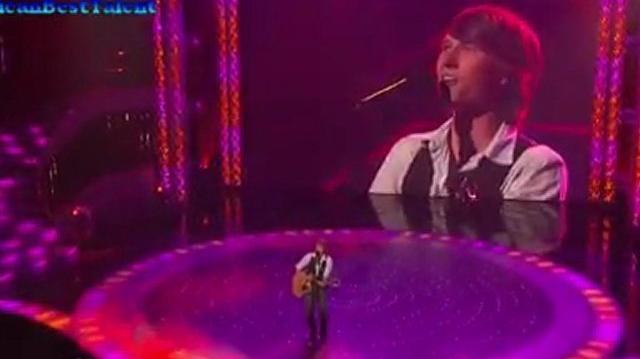 Taylor Mathews ~ America's Got Talent 2010, Top 48 Compete Week-4