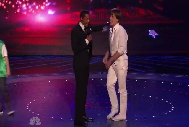 23rd Semifinalist Revealed ~ America's Got Talent Wild Card Results-0