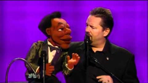 Terry Fator performs live on America's Got Talent ~ The Finale