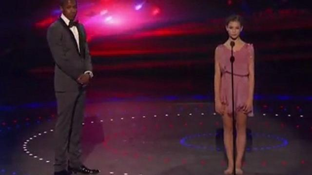 Beth Ann Robinson, Semi-Finals ~ America's Got Talent 2011-0
