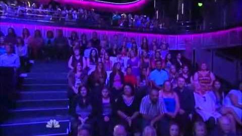 J Chris Newberg - America's Got Talent - Hollywood Live