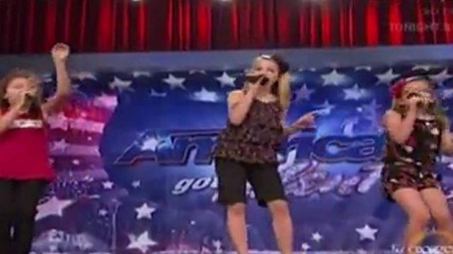 Avery and the Calico Hearts, 9-10 ~ America's Got Talent 2011, Auditions End