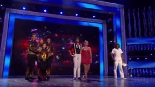 Top 48 Results (Q1) ~ America's Got Talent 2011 LIVE (p1)