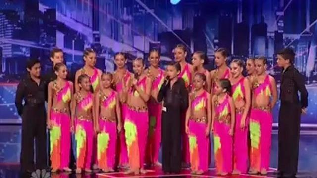 The Untouchables, Tampa Auditions ~ America's Got Talent 2012