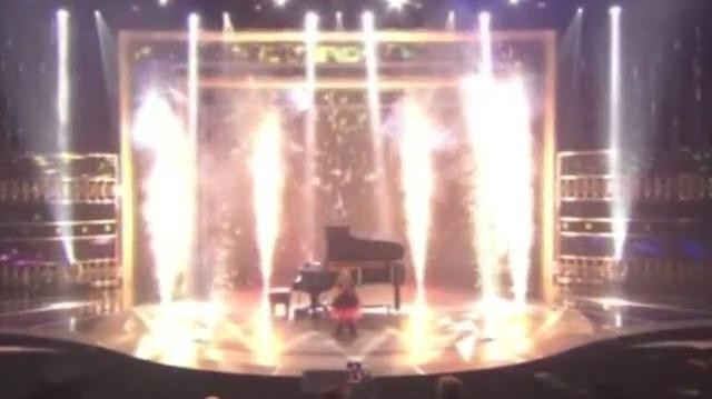 Anna Graceman, Semi-Finals ~ America's Got Talent 2011-0