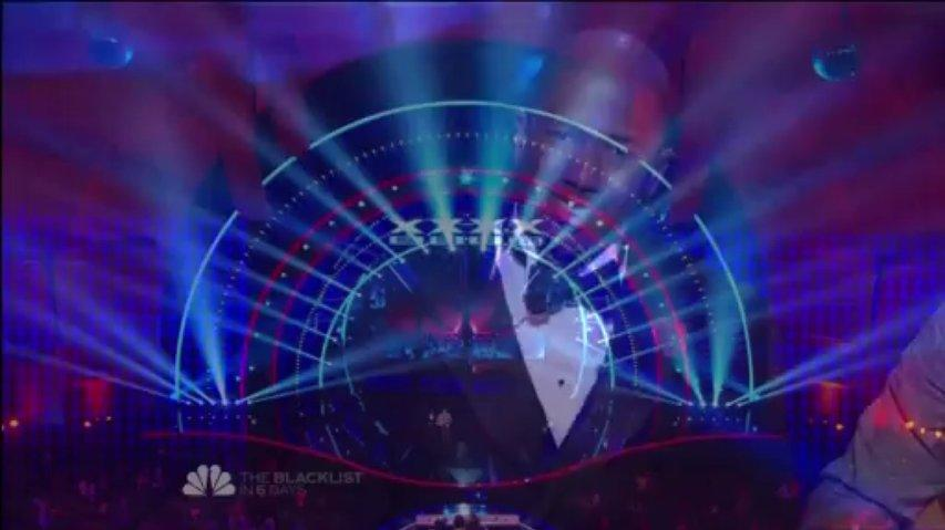 Jimmy Rose, 2nd Performance on The Finals ~ Agt 2013