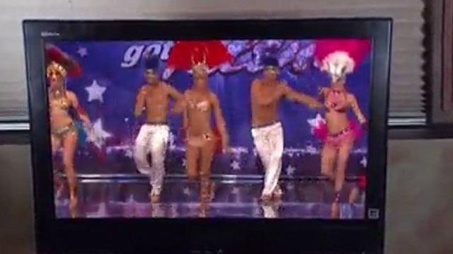 America's Got Talent 2011, Vegas Week day 1
