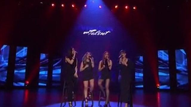 Vocal Groups ~ America's Got Talent 2011, Vegas Week day 1