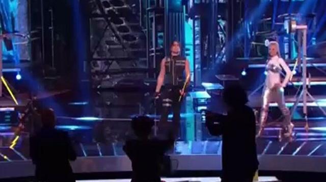 Ben Blaque, Wild Card ~ America's Got Talent 2012-0