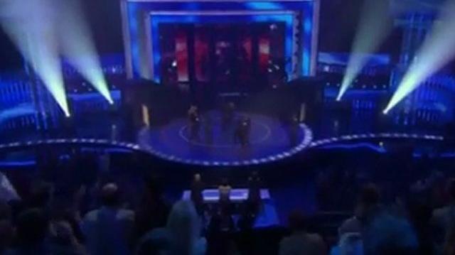 Team iLuminate, The Finale ~ America's Got Talent 2011-1