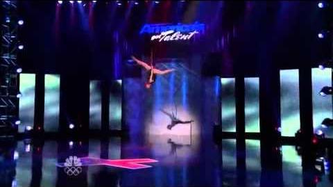 Summer Lacy - Vegas Round - America's Got Talent 2012
