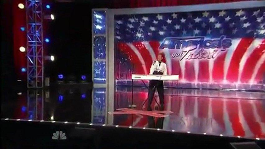 Mary Ellen, 74 ~ America's Got Talent 2010, auditions NY Day2