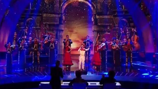 "Sebastien ""El Charro De Oro"", 2nd Semifinal ~ America's Got Talent 2012-0"
