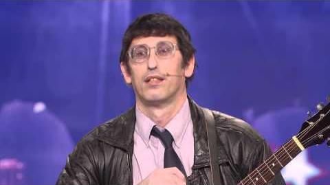 America's Got Talent - Walt Winston - Audition - Season 6