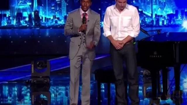 Tim Hockenberry, Top 48 Q2 ~ America's Got Talent 2012