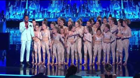 Innovative Force - America's Got Talent 2013 Season 8 - Radio City Music Hall