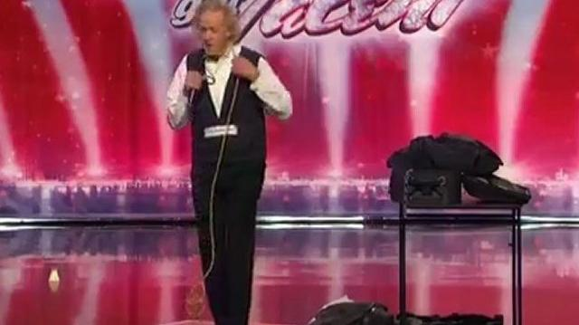 Chipps Cooney, 61 ~ America's Got Talent 2010, auditions NY Day2