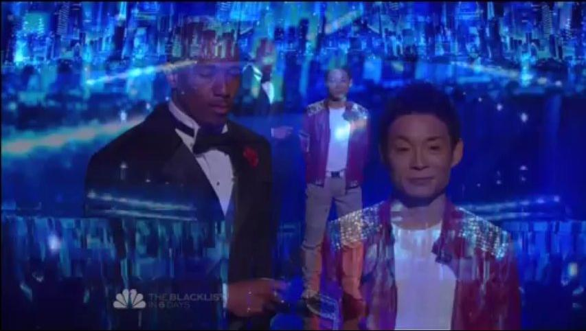 Kenichi Ebina, 2nd Performance on The Finals ~ Agt 2013