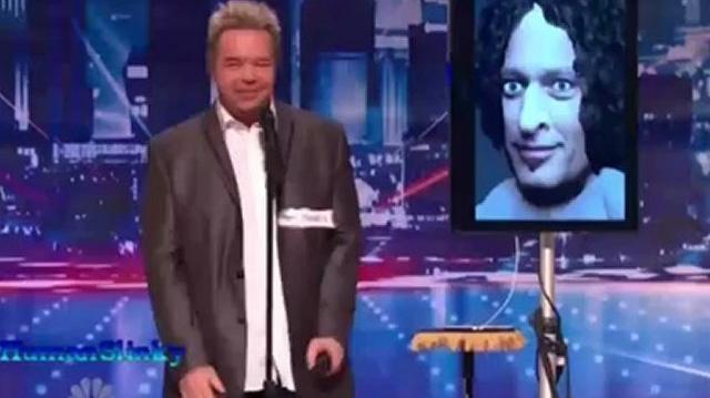 John Pizzi, 50 ~ New York Auditions, America's Got Talent 2012
