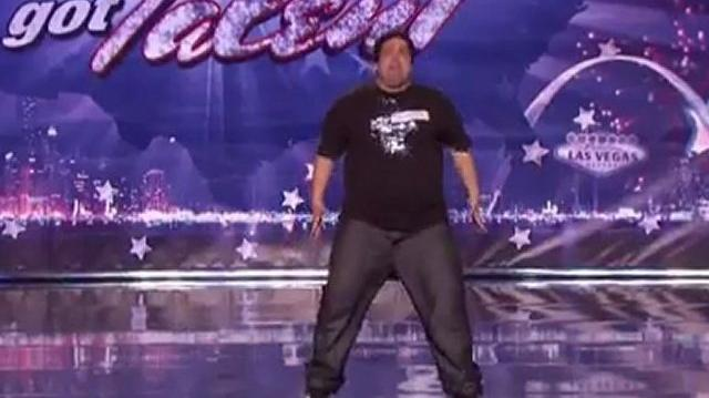 Sam B, 32 ~ America's Got Talent 2011, New York Auditions-0
